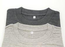 T-shirts neufs Photographie stock libre de droits