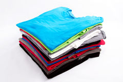 T shirts Royalty Free Stock Photo