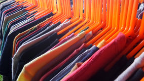 T-shirts Stock Images