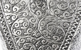 tła silverware Zdjęcie Stock