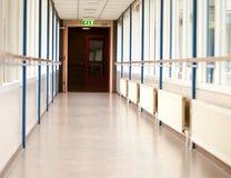 Tęsk pusty korytarz Fotografia Stock