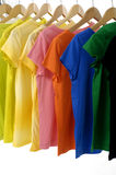 T-skjortor Royaltyfria Foton