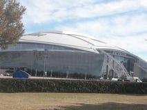 AT&T-Stadion royalty-vrije stock afbeeldingen