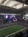 AT&T-Stadion, Arlington Texas, huis van Dallas Cowboys Stock Afbeelding