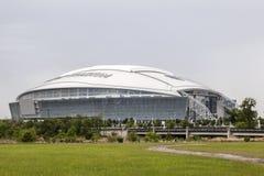 AT&T stadion i Dallas, USA Arkivbild