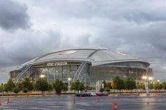 AT&T stadion i Dallas, USA Royaltyfri Foto