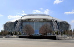 AT&T Stadium Royalty Free Stock Photo
