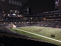 AT&T stadium dallas cowboys Zdjęcie Royalty Free