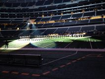 AT&T Stadium of The Dallas Cowboys Royalty Free Stock Photo