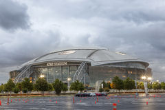 AT&T Stadium in Dallas, USA Royalty Free Stock Photo