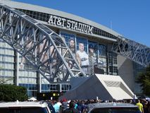 AT&T Stadium Royalty Free Stock Photos