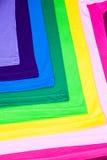 T-stukoverhemden van katoen en vezel worden gemaakt die Royalty-vrije Stock Foto's