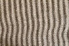 tła sztruksu tkanina Fotografia Stock
