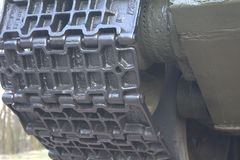 T34 tank Royalty Free Stock Photo