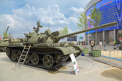 T-55 tank Royalty Free Stock Photo