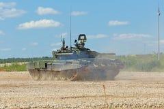 T-72 tank Stock Photo