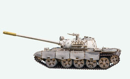 T-55  tank Royalty Free Stock Photography