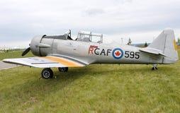 T-6 teksańczyka samolot Obrazy Stock