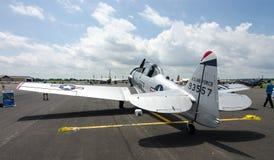 T-6 Texan stock foto