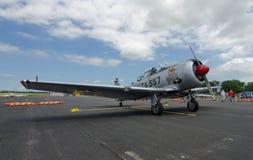 T-6 Texan royalty-vrije stock fotografie