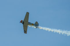 T6 Texan Fighter Royalty Free Stock Image