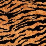 tła tkaniny tekstylny tekstury tygrys Zdjęcie Stock