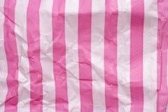 tła torby cukierku retro lampasa cukierki Fotografia Stock
