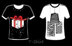 T-tröja Royaltyfri Bild