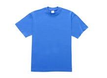 T-tröjablått sänker Royaltyfri Foto