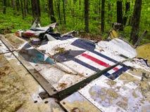 T-28 Trajan Flügel Stockfotos