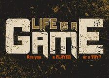 T typografii koszulowa grafika z wycena grunge royalty ilustracja