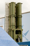 tłuc zbiornika system rakietowy Obraz Royalty Free