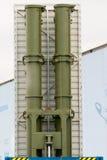 tłuc zbiornika system rakietowy Zdjęcia Stock