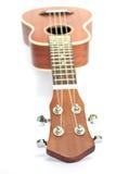 tła ukulele biel Fotografia Royalty Free