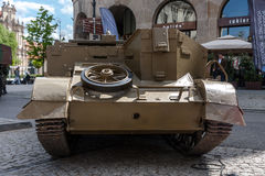 T 16 Universal Carrier Stock Image