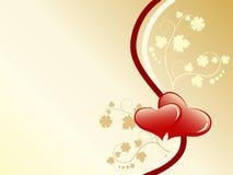 tła valentine Zdjęcie Royalty Free