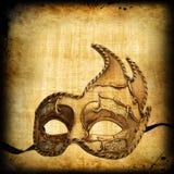 tła venetian maskowy retro Obrazy Royalty Free
