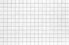 tła wielki mozaiki tekstury biel Obraz Royalty Free