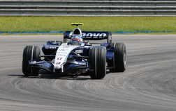 AT&T Williams FW29 Alexander Wurz Austrian Austria Stock Photos