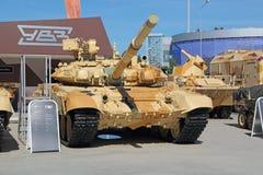 T-90 zbiornik Obraz Royalty Free