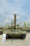 T-62 zbiornik Fotografia Stock