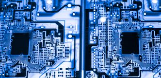 stock image of  abstract,close up of mainboard electronic computer background. logic board,cpu motherboard,main board,system board,mobo