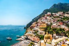 stock image of  amalfi coast