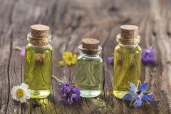 stock image of  aromatherapy and science