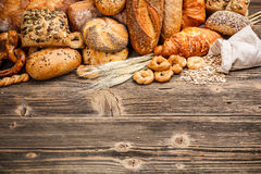 stock image of  baked goods