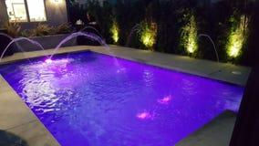 stock image of  beautiful pool