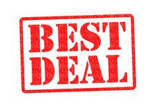stock image of  best deal