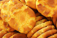 stock image of  biscuit