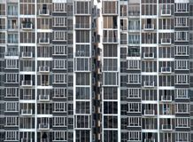 stock image of  high rise apartments