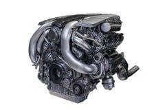 stock image of  car engine